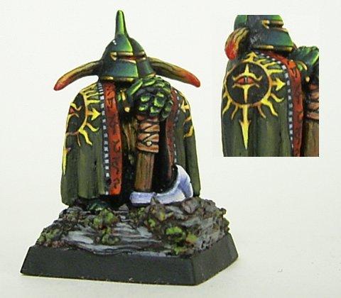 Khazek Doomlord, Chaos Dwarf